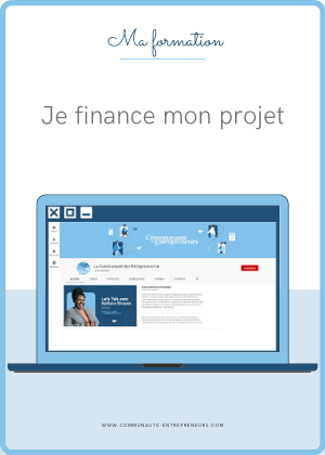 finacnement creation entreprise formation